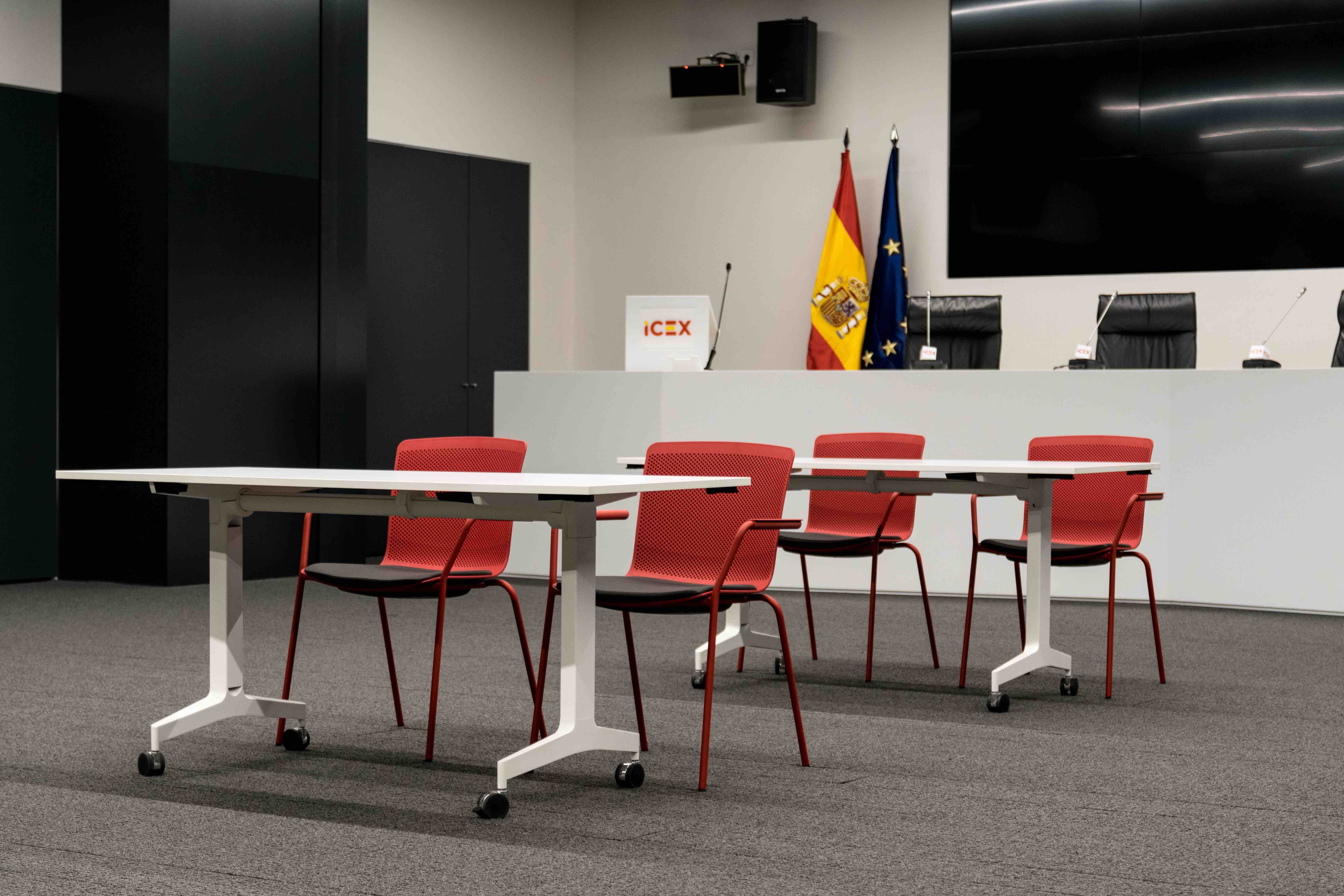 Oficinas del icex en madrid forma 5 for Oficina ser madrid