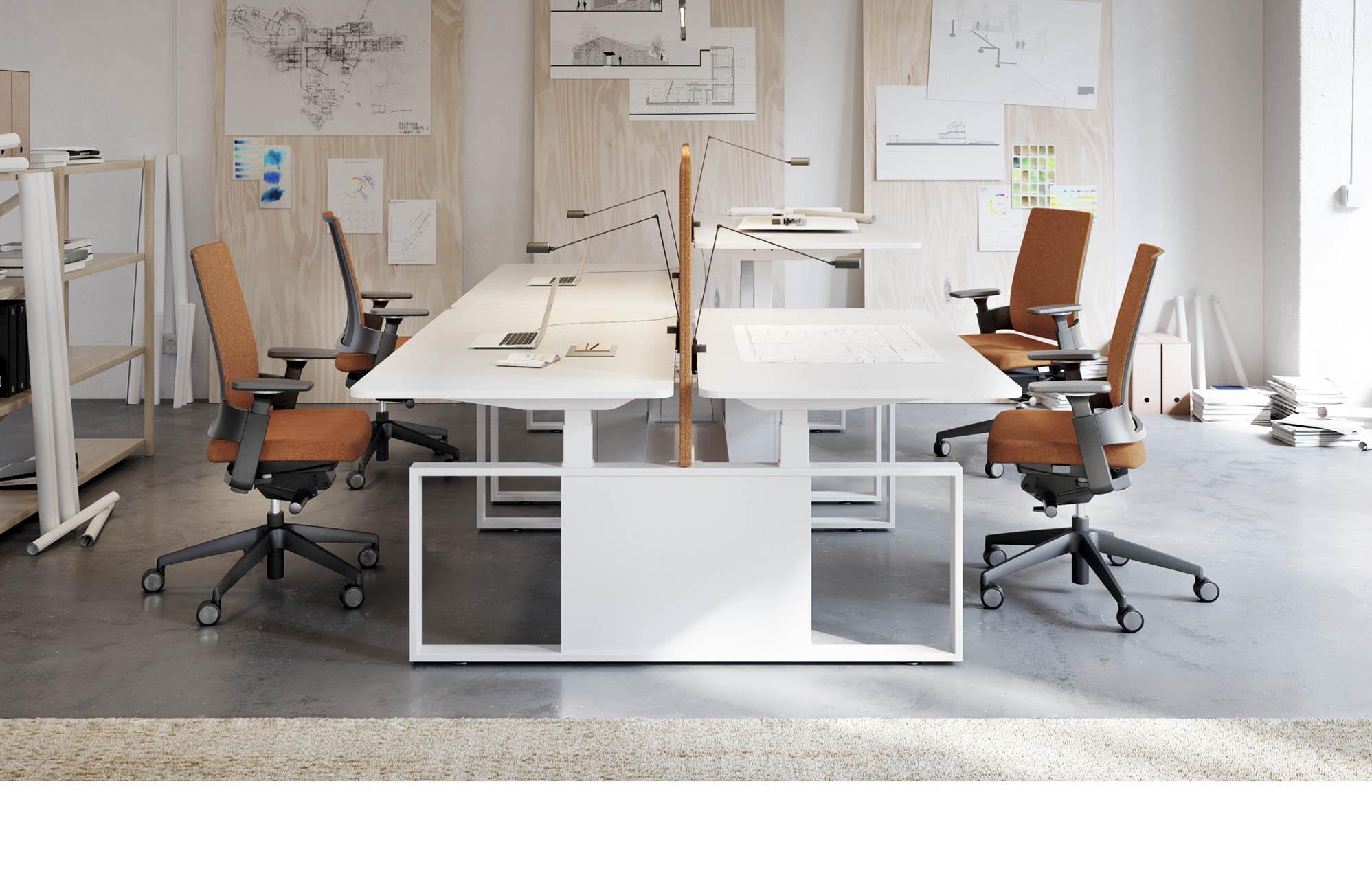 forma 5 sillas y muebles de oficina