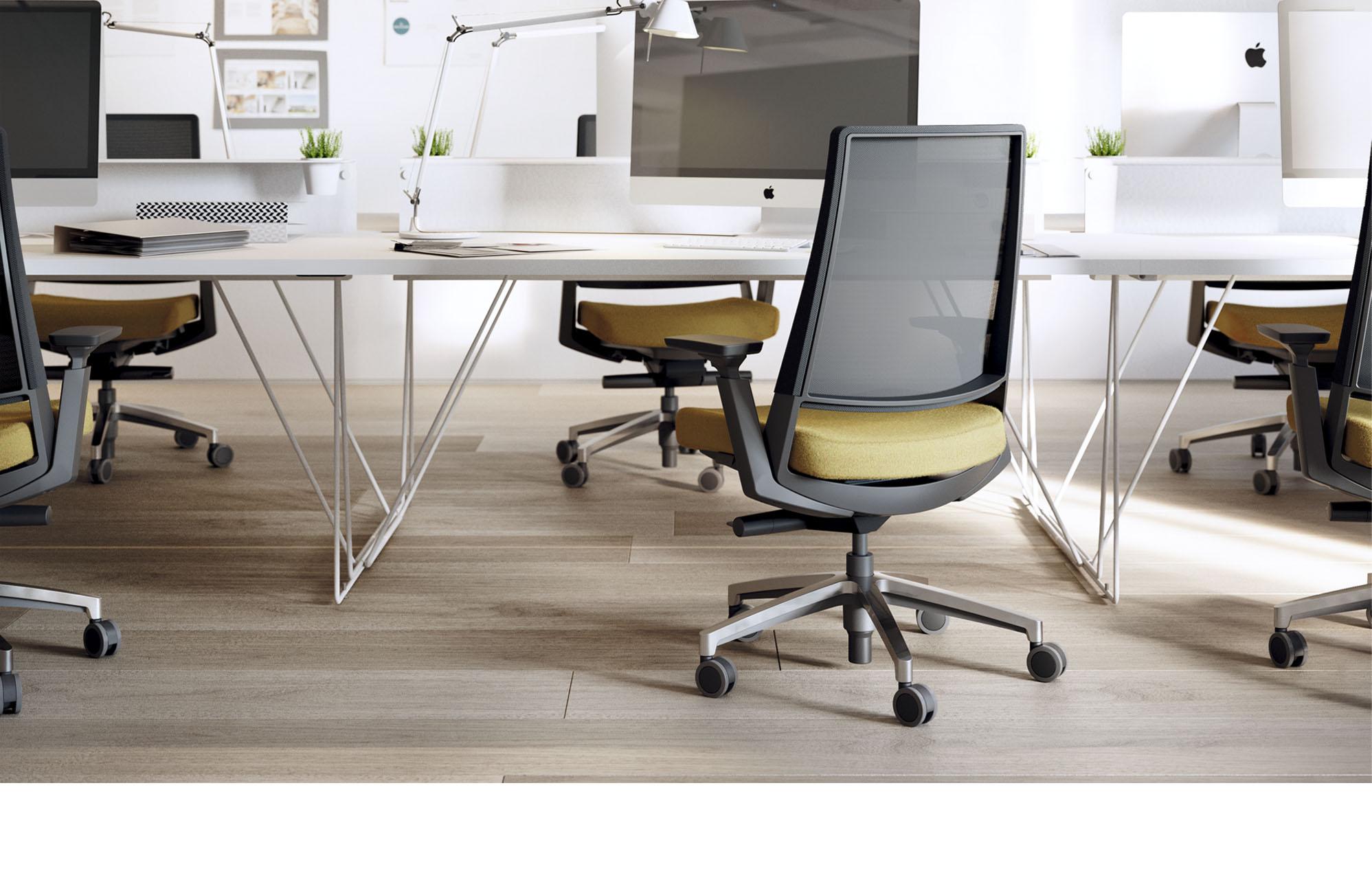 Forma 5 sillas y muebles de oficina for 5 muebles de oficina